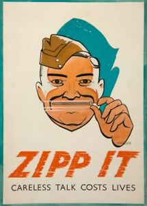 Poster reproduction. Help put a lid on Hitler Vintage anti German propaganda