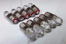 Daimler Double Six 6 Sovereign Instrument Dash Panel Light Bulbs Warm LED E5 x10