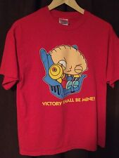 Stewie (Victory is Mine) T-Shirt - Adult Large