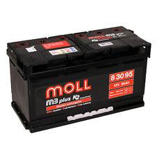 Moll m3 plus k2 83095 95Ah 12V PREMIUM Starterbatterie Autobatterie *NEU*