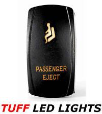 Tuff LED Lights - 2 way Rocker Passanger Eject Amber LED Switch High Quality