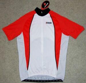 Hincapie Men's Cycling Jersey Size 2XL Short Sleeve Perfetto NWT Made Italy