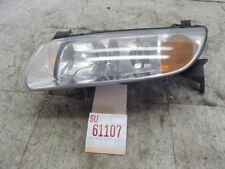 00 01 02 SATURN LS2 SEDAN LEFT DRIVER FRONT HEADLIGHT HEAD LIGHT LAMP OEM 25147