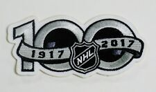 LOT OF (1) NATIONAL HOCKEY LEAGUE BADGE (NHL) 1917-2017 EMBROIDERED PATCH # 82