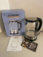 Cosori Co171-Gk 1.7L Cordless Electric Glass Kettle