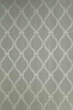 Farrow and Ball 100% Fine Ingredients Cirvelli Trellis Painted Wallpaper BP3107
