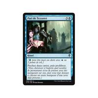MTG Magic : Playset (4x) Pari de Tezzeret Commander 2016 VF