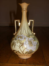 Beautiful Antique  Austria Austrian porcelan vase Robert Hanke