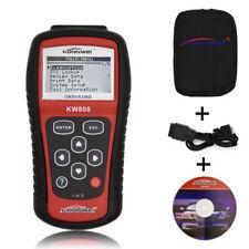 KONNWEI KW808 LCD Auto Scanner EOBD OBD2 OBDII Diagnostic Tool Code Reader Scan@