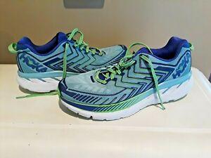 Hoka One One W Clifton 4 Running Shoes Women's (Size 10)