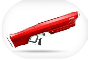 SpyraOne Red water gun tiktok - David Dobrik