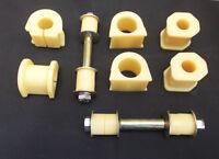 Front & Rear Anti Roll Bar Poly Bush Kit For Mitsubishi Challenger /Shogun Sport