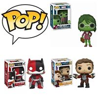 Funko Pop! Vinyl Bobble Head Marvel or DC Comics Includes: PopShield Protector!