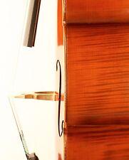 TOP!! altes 4/4 CELLO Geige Violin Zettel: C.CANDI 1924 violoncello チェロ 大提琴 كمان