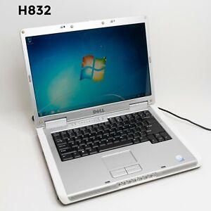 """DELL INSPIRON 6400 15.4"""" LAPTOP CORE 2 DUO T200 4GB 250GB WIN 7 PRO H832"""