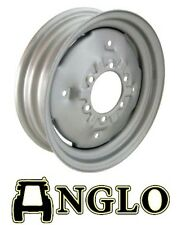 Front Wheel Rim to fit a Massey Ferguson 135 Complete with round weight holes