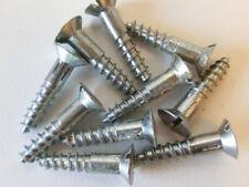 1 x Zierschraube Messing M6 x 100 Schraube Senkkopf für Türgarnitur Tür Garnitur