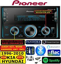 PIONEER SUPER TUNER III BLUETOOTH USB AUX CAR RADIO STEREO