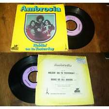 AMBROSIA - Holdin' On To Yesterday French PS 7' Hard Rock 75'