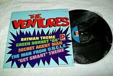 THE VENTURES , BATMAM , GREEN HORNET , UNCLE THEMES , LIBERTY REC. , LP , BL2042