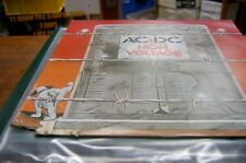 acdc high voltage lp aussie record great cover some damage more pics added
