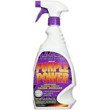 Purple Power Industrial Strength Cleaner and Degreaser Trigger, 32 OZ
