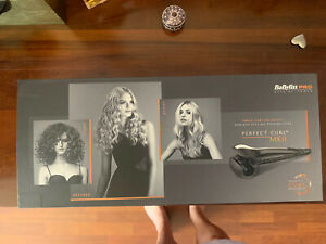 BaByliss PRO Perfect Curl MKII Hair Curler Ceramic curl chamber 3 heat settings