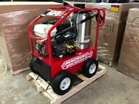 NEW - 2021 Easy-Kleen Magnum 4000 Series Hot Water Pressure Washer Diesel Burner