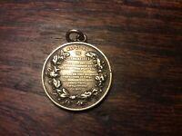 World War WW1 31st May 1916 Silver Medal BATTLE OF JUTLAND German Fleet Attack