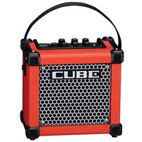 Roland Micro Cube GX Gitarrenverstärker Rot