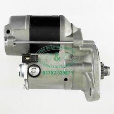 TCM FORKLIFT STARTER MOTOR (S1299)