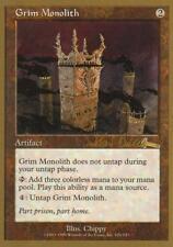 Grim Monolith - Budde | NM | WCD - World Champion Decks 1999 | Magic MTG