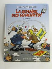 The week of 40 clashes - C.R.S = Detresse-Dargaud-1996