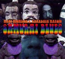 CD MANI NEUMEIER & KAWABATA MAKOTO Samurai Blues Free Jazz  Avant Garde