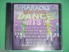 DANCE Hits ~ Karaoke Chart Toppers~17 ~ I Love the Nightlife ~ I'm 2 Sexy ~ CD+G