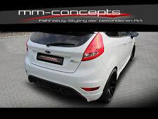 Ford Fiesta MK7 JA8 Heckansatz Heckschürze Spoiler ST RS Diffusor Neu ABS Heck
