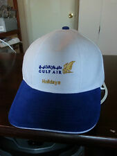 Gulf Air Airlines Holidays Ball Cap Hat / New
