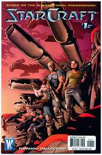 STARCRAFT #1 - 2009 DC/Wildstorm Series - NM Comic Book