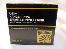 Yankee 4 x 5 Sheet Film Negative Developing Tank | NOS | New | $29 |