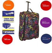Cabin bag Hand Luggage Suitcase Easyjet Ryanair Wheeled Trolleycase Travel Bag