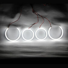 Angel Eyes LED Cotton Lights White Color Ring DRL For 2004-11 BMW 1 Series E87