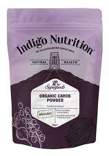 Organic Carob Powder - 250g - Indigo Herbs