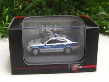 High Speed 1/87 Die cast Model Car Mercedes Benz E-CLASS (POLIZEI) 5.5cm
