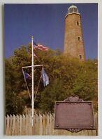 Old Cape Henry Lighthouse Virginia Beach Postcard (P278)