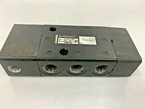 Norgren X30  X3064102 G1/4 5/2 Pilot/Spring Pneumatic Control Valve 965L/min