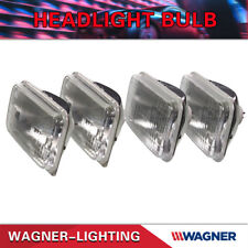 2Pair Wagner Headlight Bulb Set-Low&High Beam Halogen SB Boxed For 86-87 CENTURY