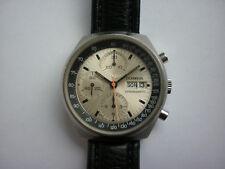 Klassischer Automatic Chronograph - DUGENA Chronomatic - Edelstahl 60/70er Jahre