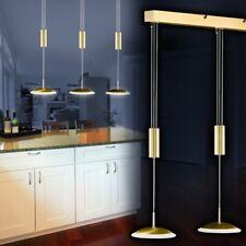 Hängeleuchte LED Pendellampe Lampe Hängelampe Glas Pendelleuchte Lampe Messing