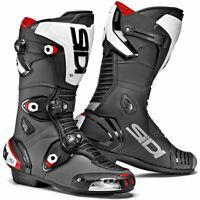 Sidi Mag 1 CE Moto Motorcycle Bike Boots Grey / Black