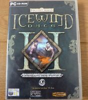 Ice Wind Dale 2 for PC 2x CD Rom